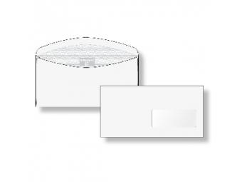 Obálka C6/5 ELCO olizové okienko vpravo vnútorná potlač (bal=1000ks)