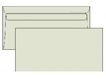 Obálka DL samolepiaca bez okienka recyk. LETTURA (bal=1000ks)