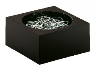 Durable Stojan na spony cubo čierny