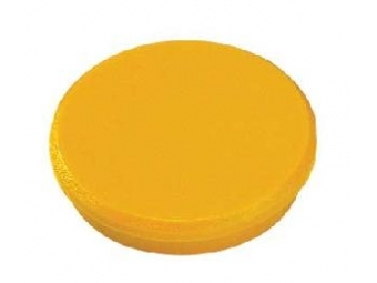Dahle Magnet 24mm žltý (bal=10ks)