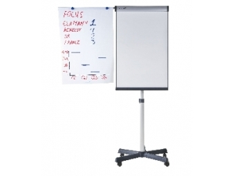 Legamaster Tabuľa Flipchart UNIVERSAL Triangle 105x68cm mobilný