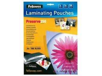 Fellowes Laminovacia fólia A4/250mic (bal=100ks)
