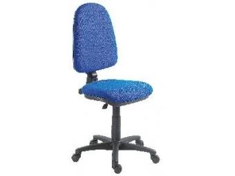 Stolička kancelárska 1080 MEK modrá