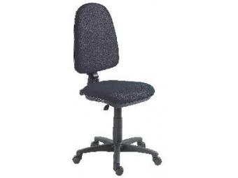 Stolička kancelárska 1080 MEK čierna