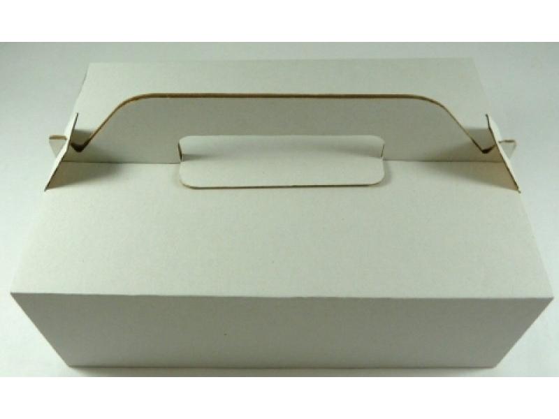 9effcd7abd Krabica na zákusky a tortu papierová 27x18x10cm (bal 10ks ...