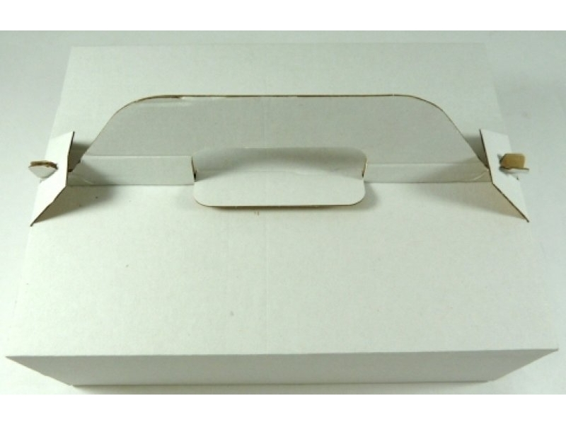 aa423905ce Krabica na zákusky a tortu papierová 23x16