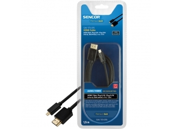 Sencor SAV 173-015 HDMI A-D micro PG