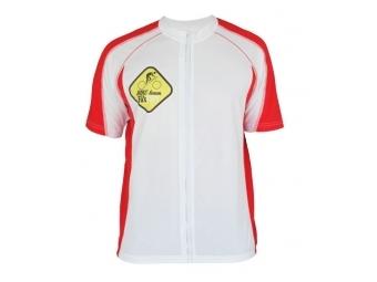 Cyklistický dres s potlačou
