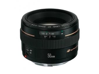 Canon EF 50mm f/1.4 USM (pri kúpe s fotoaparátom -50€ SPÄŤ)