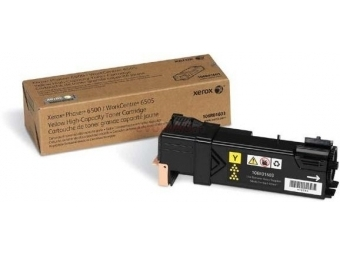 Xerox 106R01603 Tonerová kazeta Yellow, HC