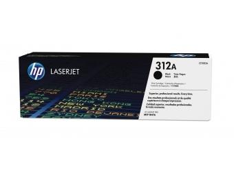 HP CF380A Tonerová kazeta Black 312A