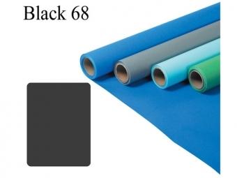 Fomei 2,72x11m BLACK, fotografické pozadie