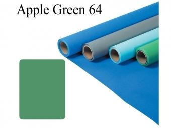 Fomei 2,72x11m APPLE GREEN, papierová rola, fotografické pozadí