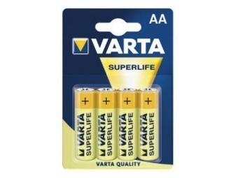 Varta 2006 SuperLife 1,5Vl AA Mignon(R06) (bal=4ks)