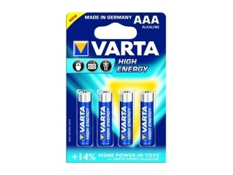 Varta 4103 Micro LongLife Extra 1,5V AAA (bal=4ks)