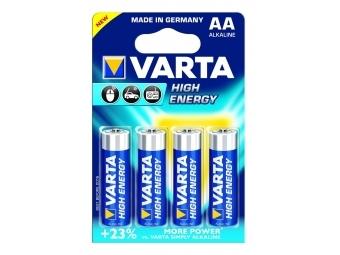Varta 4106 Mignon LongLife Extra 1,5V AA (bal=4ks)