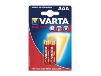 Varta 4703 MaxiTech Alkaline 1,5V AAA(LR03) (bal=2ks)