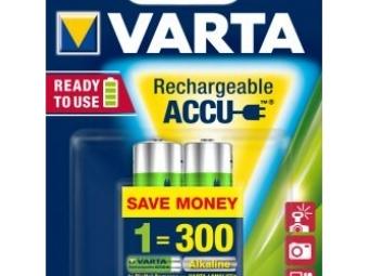 Varta 5716 Professional Accu AA 2600mAh, NiMh(R06) (bal=2ks)