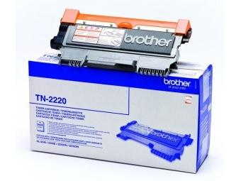Brother TN-2220 Tonerová kazeta Black, vysokokapacitná
