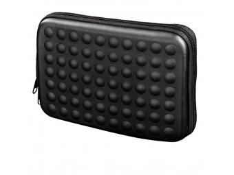 Hama 93829 Puzdro Dots 7' (17,8 cm), čierne