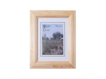 Hama 154295 Rámček drevený LORETA, prírodný, 18x24 cm