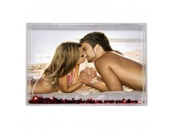 Hama 57381 akrylový rámček Amore, 10x15 cm