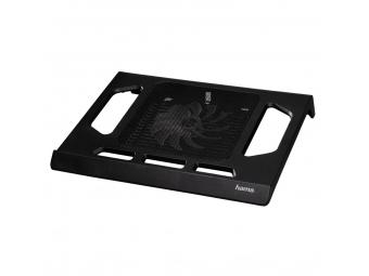 Hama 53070 Chladiaci stojan pre notebook, čierny