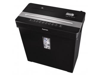 Hama 50188 Skartovačka Premium X8CD, krížový rez