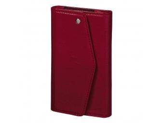 Hama 133194 puzdro-peňaženka na mobil Clutch, veľkosť L, korálové