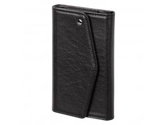 Hama 133192 puzdro-peňaženka na mobil Clutch, veľkosť L, čierne