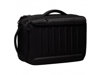 Ellehammer 119981 PRO PACK Rosskilde taška cez rameno s funkciou ruksaku, čierna, 15,6´´