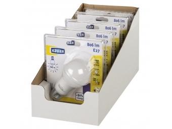 Hama 112179 LED žiarovka, 9,5 W (=60 W), E27, teplá biela, blister