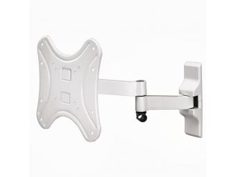 Hama 108741 nástenný držiak TV, 2 ramená (3 kĺby), 200x200, 5*, biely