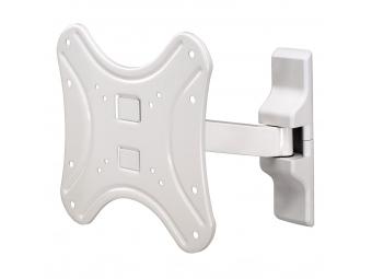 Hama 108740 nástenný držiak TV, 1 rameno (2 kĺby), 200x200, 5*, biely
