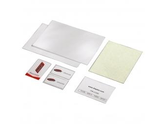 Hama 108302 univerzálna ochranná fólia Premium pre tablety/eBooky, 17,78 cm (7), set 3 ks