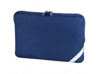 Hama 101196 Velour obal na notebook, 26 cm (10,2), modrá