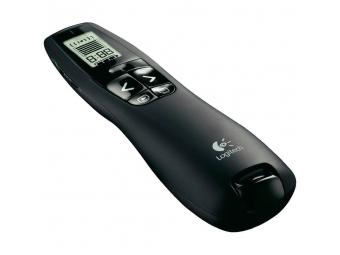 Logitech R700 Wireless presenter, bezdrôtové diaľkové ovládanie