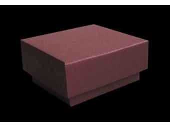 Darčeková krabička vínová 60x50x25mm