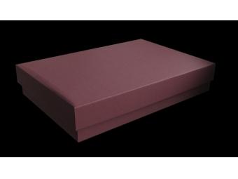 Darčeková krabička vínová 285x190x50mm