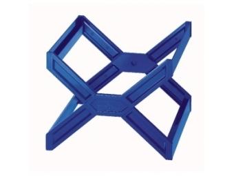Durable Zásobník na záv. obaly modrý