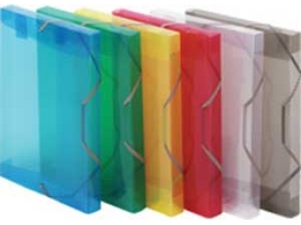 Plastový box s gumičkou priehľadný číry