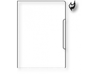 Durable Obal na dokumenty PVC A4