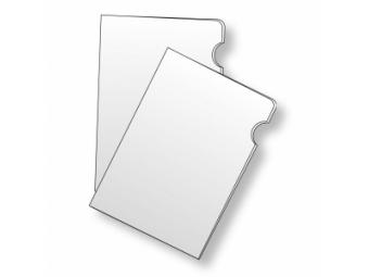 Obal na dokumenty Glasklar A4 číry (bal=10ks)