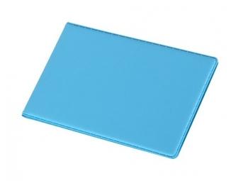 Panta Plast Vizitkár plastový svetlomodrý 120x70mm (24ks vizitiek)