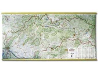 Mapa 120x90cm SR automapa 1:400000