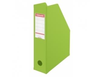 Esselte Stojan na časopisy Economy 7cm plast.,zelený