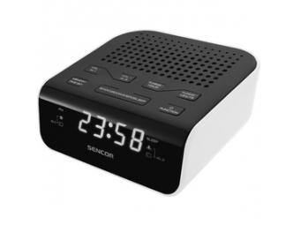 Sencor SRC 136 WH rádiobudík