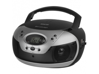 Sencor SPT 229 B rádio s CD/MP3/USB