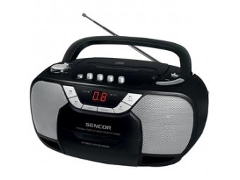 Sencor SPT 207 Rádiomagnetofón