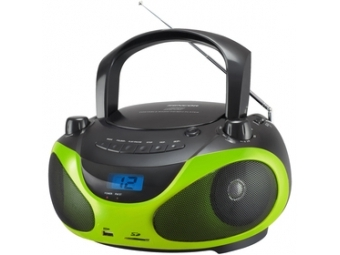 Sencor SPT 228 BG rádio s CD/MP3
